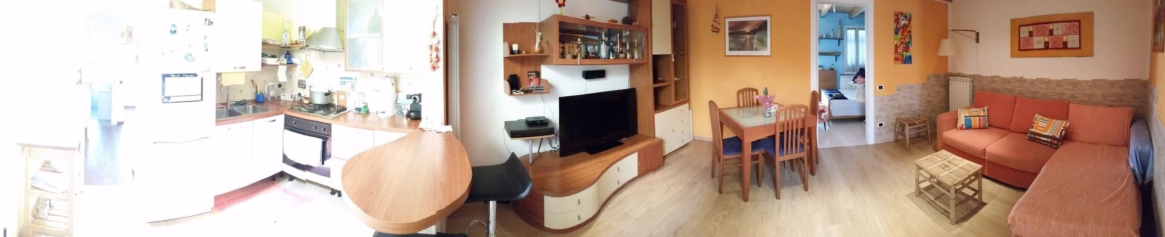 Confortevolissimo appartamento - Valleggia - Lakás
