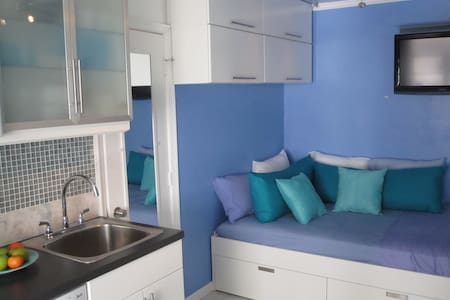 Nice South Beach Studio on the sand - Miami Beach - Apartment