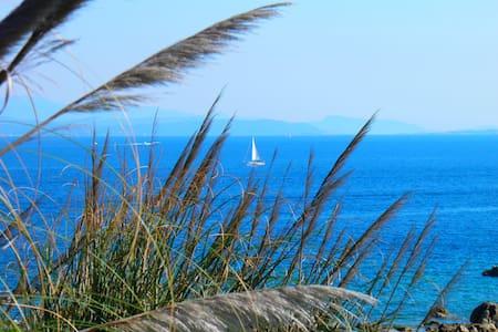 Appartamento vista mare in Sardegna - Terravecchia-portoquadro - Huoneisto