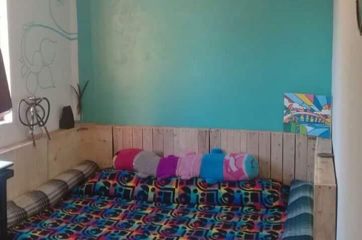 Habitación Mandala para relajarse y bienestar