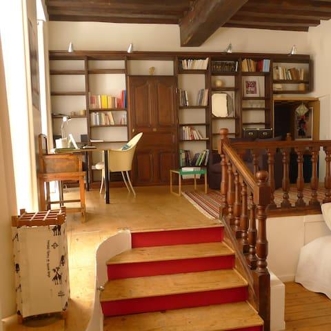 Nice flat near the Castel of Nantes