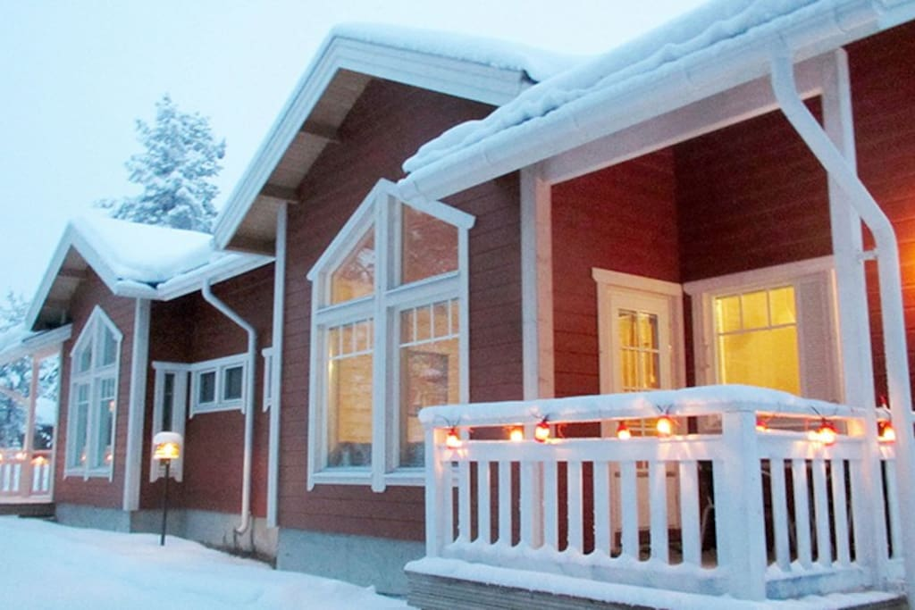 LevinSatu cottages: SeLevi and TaLevi