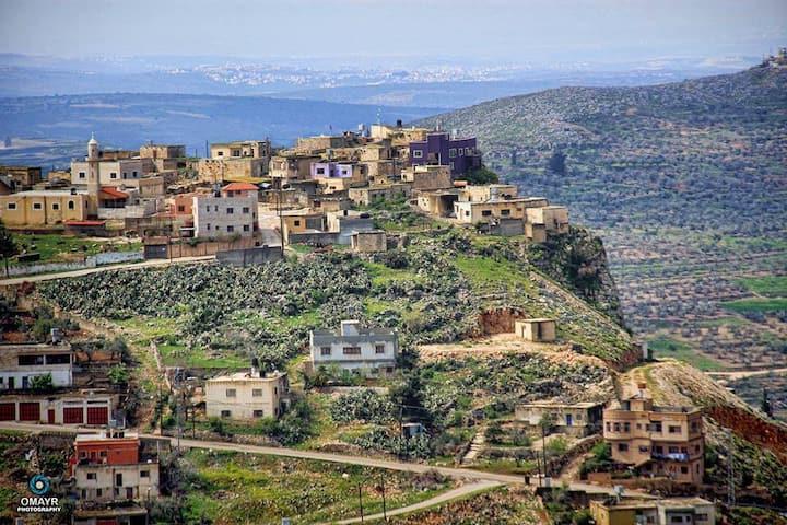 Countryside house, Nablus hospitality