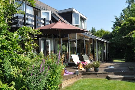 Charming villa at the waterfront - Vinkeveen - Villa