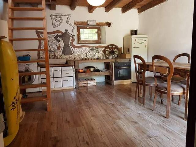 Affascinante Rustico nel Carso triestino - Santa Croce - Maison