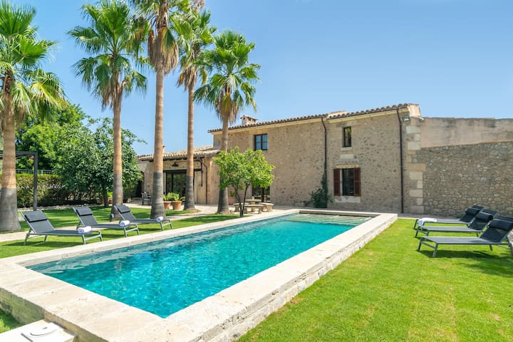 S'HORT DES CAPELLA VERONA - Traditional Majorcan house  in a beautiful natural environment Free WiFi