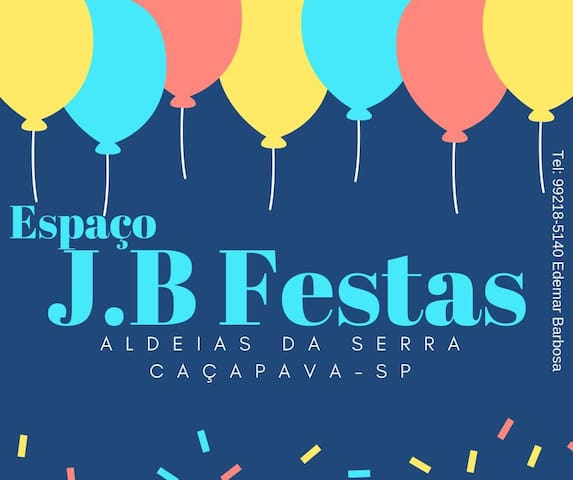 Espaço JB Festas