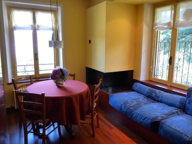 Lake Orta Apartment Lido + pool - Gozzano