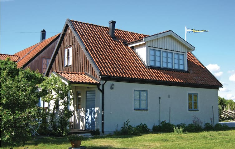 Holiday apartment with 1 room on 20m² in Tingstäde