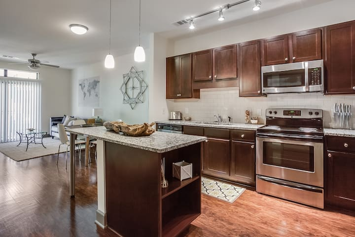 OLD FOURTH WARD ON BELTLINE 2408 - Atlanta - Apartment