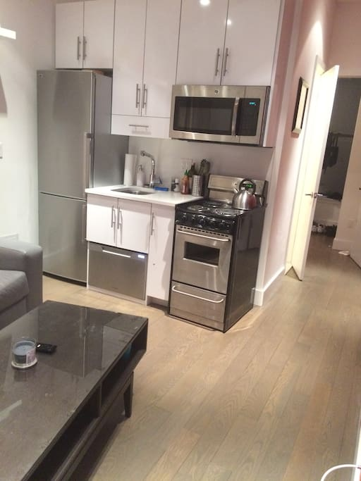 Kitchen/Living Area