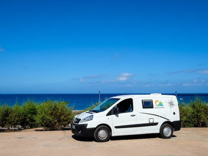 La Gomera - Green Camper Drago for 1 or 2 p.