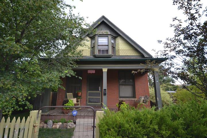 Historic Home on the Edge of Denver - Aurora - House
