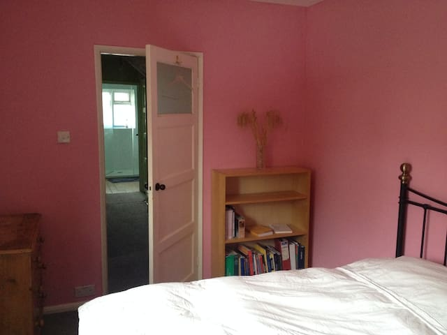 The Nelson B&B, Pink Room
