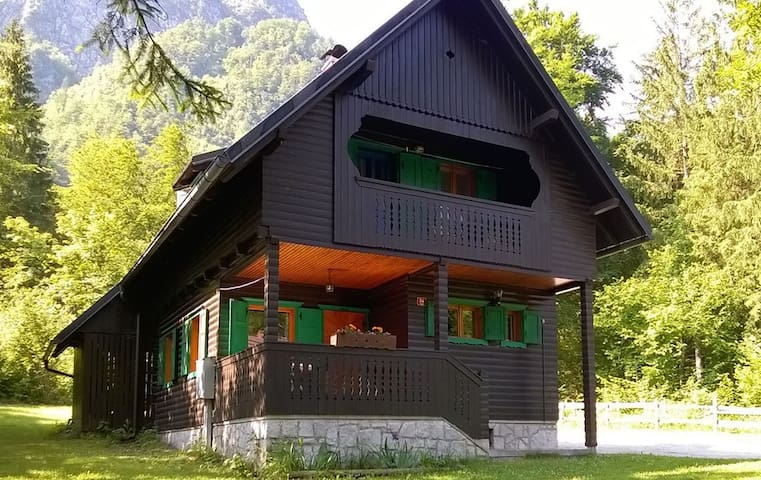 Holiday house Villa Destina - Ukanc - House