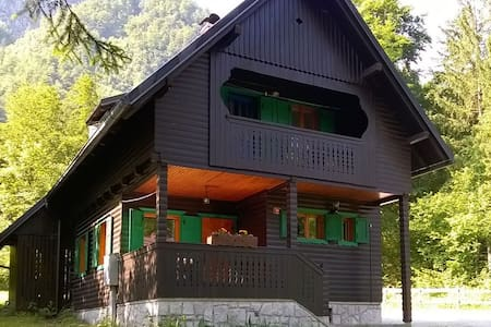 Holiday house Villa Destina - Ukanc