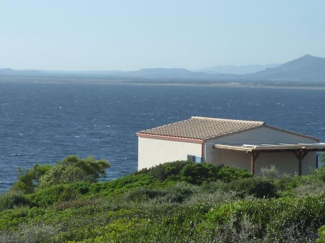 SARDEGNA casetta sul mare - Is Solinas - House