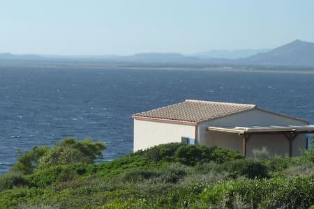 ☀SARDEGNA☀ casetta sul mare - Is Solinas - Ev
