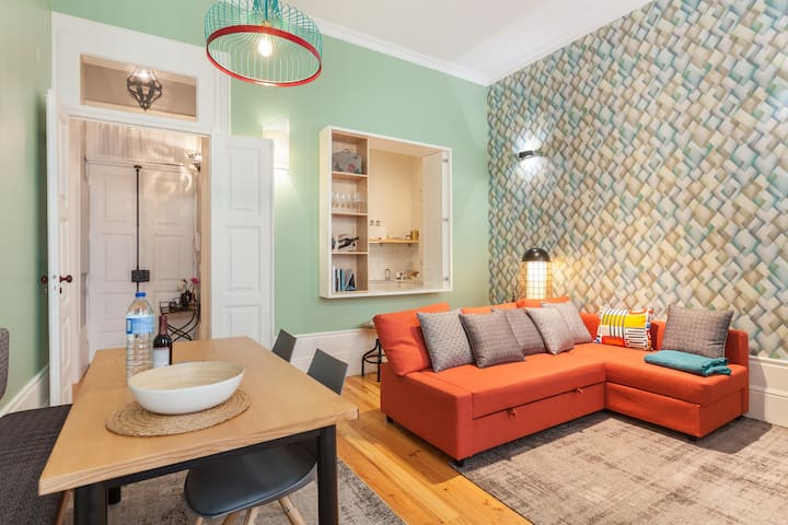 The Porto Concierge - Bouganvillea Oporto Flat