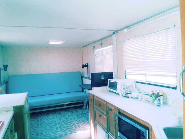 ☯Safe, Private, Like Mini Suite Trailer <1➡LLU☯