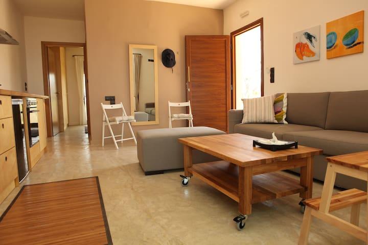 HORIZONTE seafront suites - Κίσσαμος - Apartment