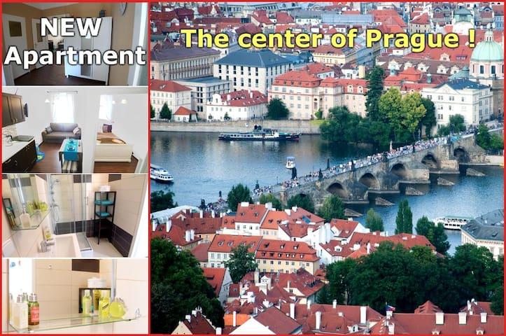 NEW APT Prague 1 - Charles Bridge!
