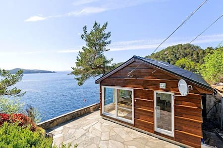 30 min. fra Bergen fantastisk hytte - Os, Hordaland - Kulübe