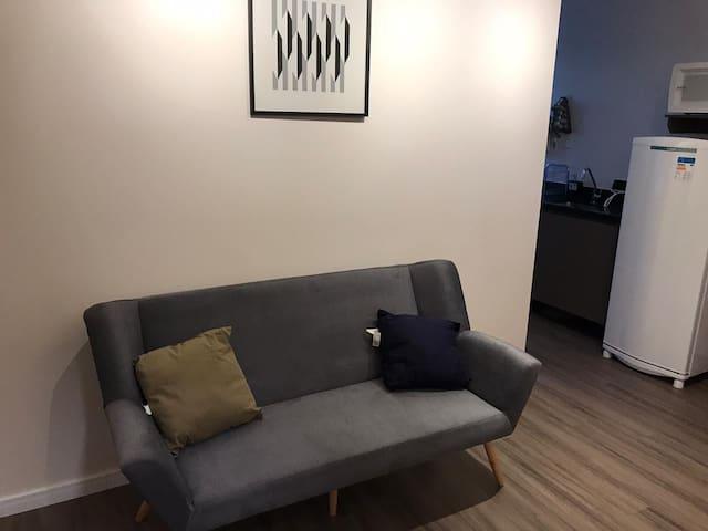Apartamento para estadia aconchegante