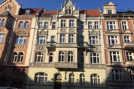 Nice room in Student flat close to University - Breslau - Teilzeitwohnung