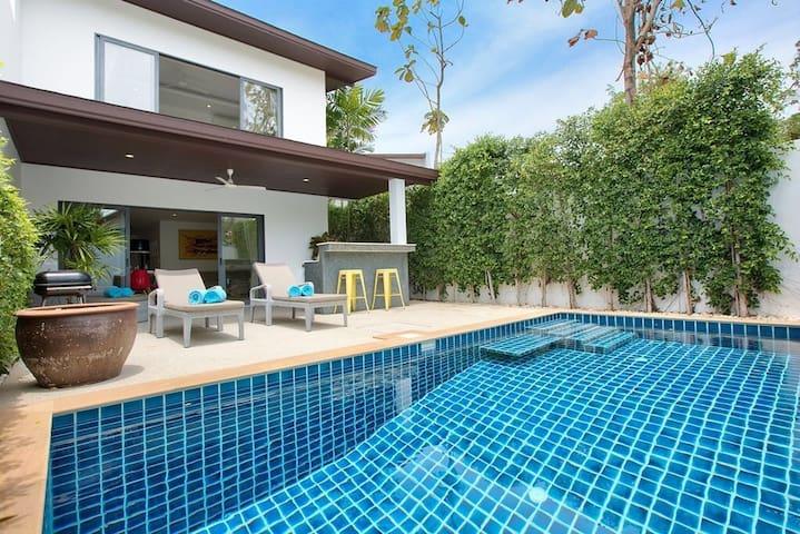 Uber Cool Villa Som Tam - Koh Samui - Hus