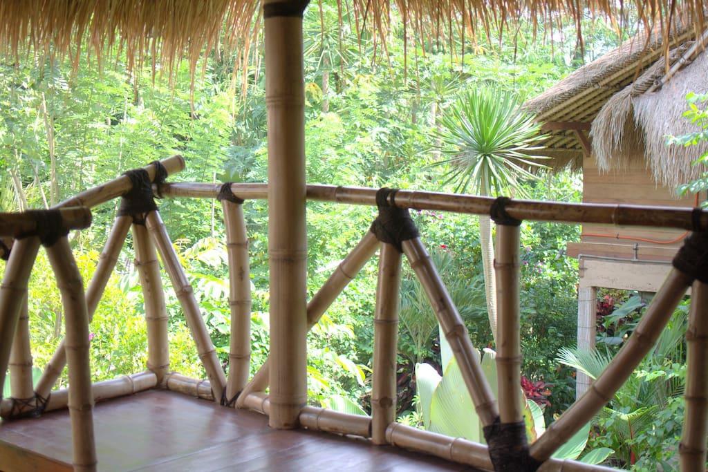 Organic Bamboobungalow2 Ubudsuburb