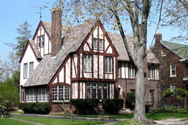 The Historic ParkWay House Niagara Falls NY