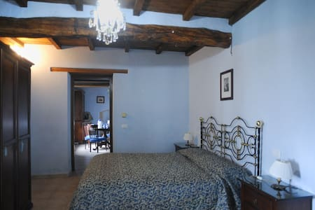Ancient farmhouse in Umbria - Blue - Massa Martana - Apartment