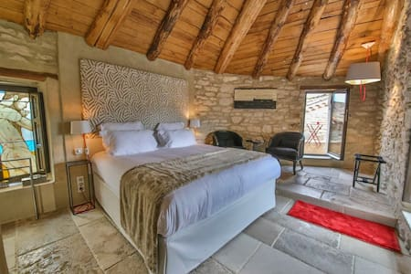 Amazing Guesthouse B&B near Uzès - MARTIGNARGUES - Bed & Breakfast