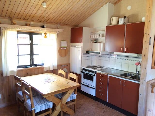 In the heart of beautiful Dalarna - Mora S - Cabin