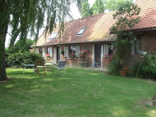 B&B of the mont Balenberg - Noordpeene - Ev