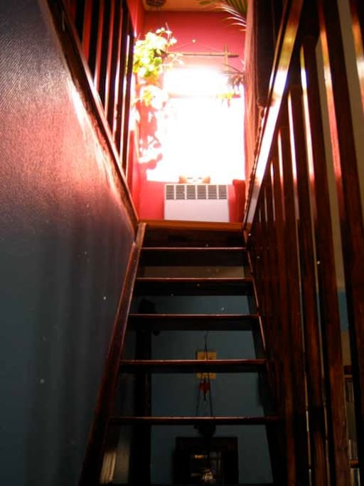 ESCALIER-STAIRS
