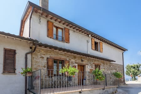 Apartment in Assisi countryside - Assisi - Lejlighed
