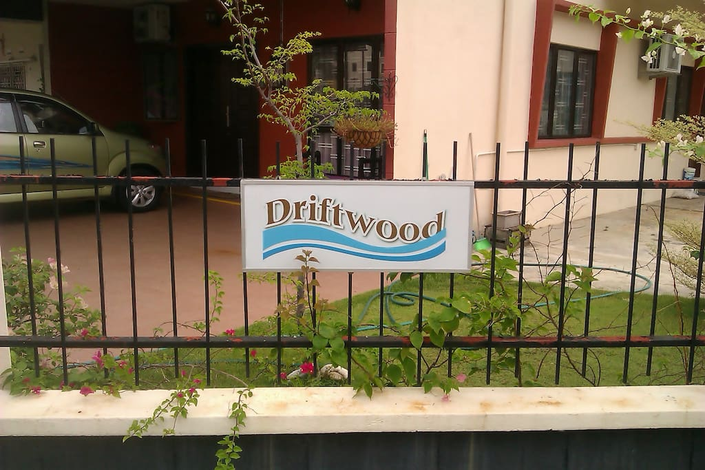 Driftwood Guest House in a newly furnished house in a quiet area of Melaka.