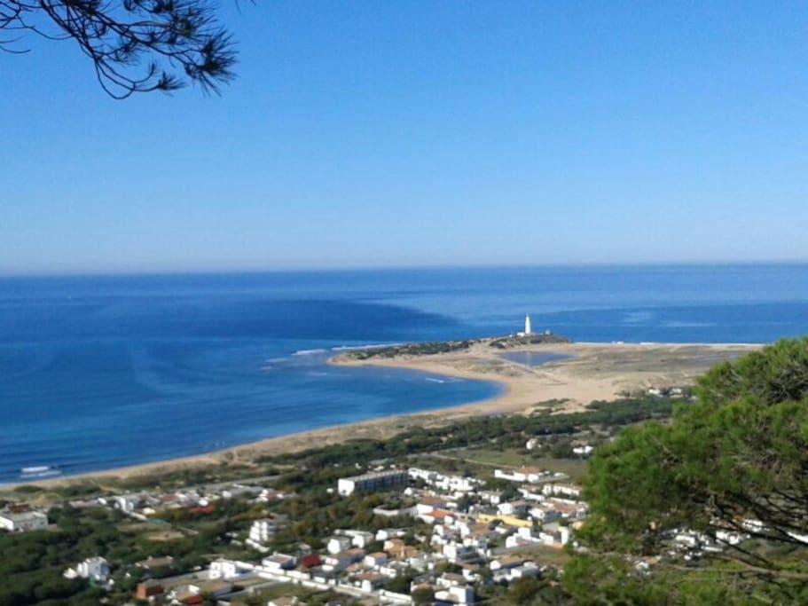 Vistas playa Cabo de Trafalgar - Caños de Meca