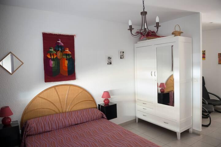 JOLI STUDIO AVEC COUR - Valras-Plage - Apartmen