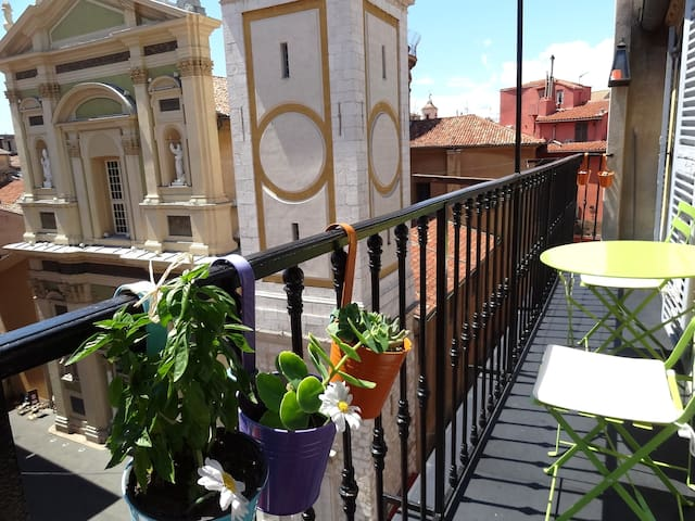 Bella vista Piazza Rossetti