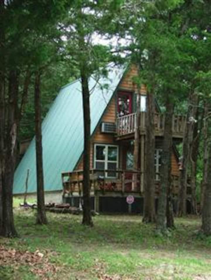 Lily Ponds Cottage, natural wonder!