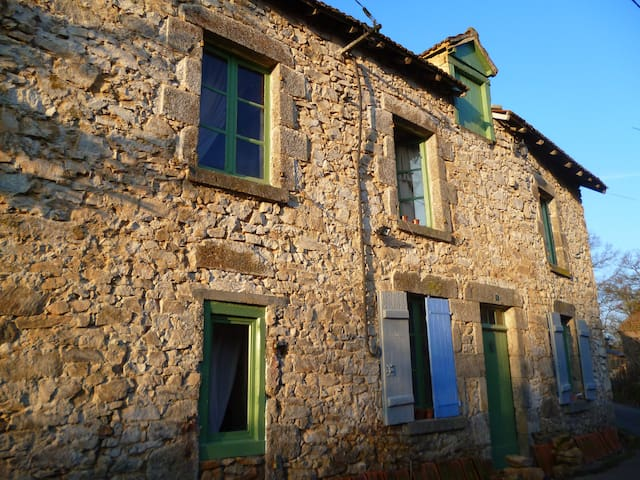 A RETREAT. 18th,C, rustic cottage. - Arnac-la-Poste - Dom