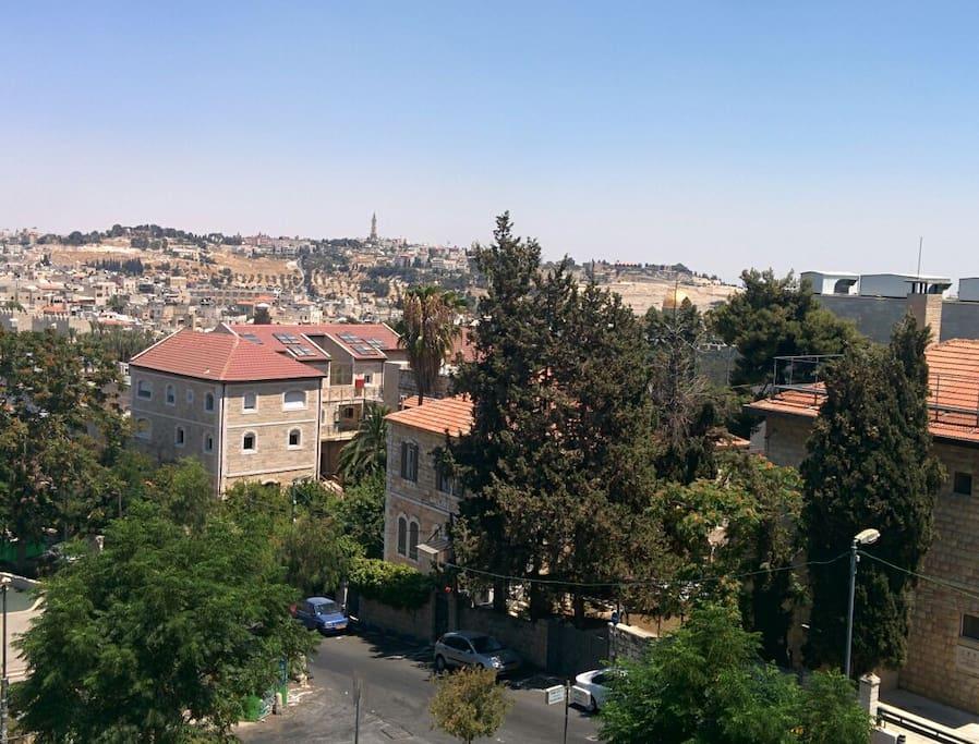 A sweet spot in the heart of Jerusalem