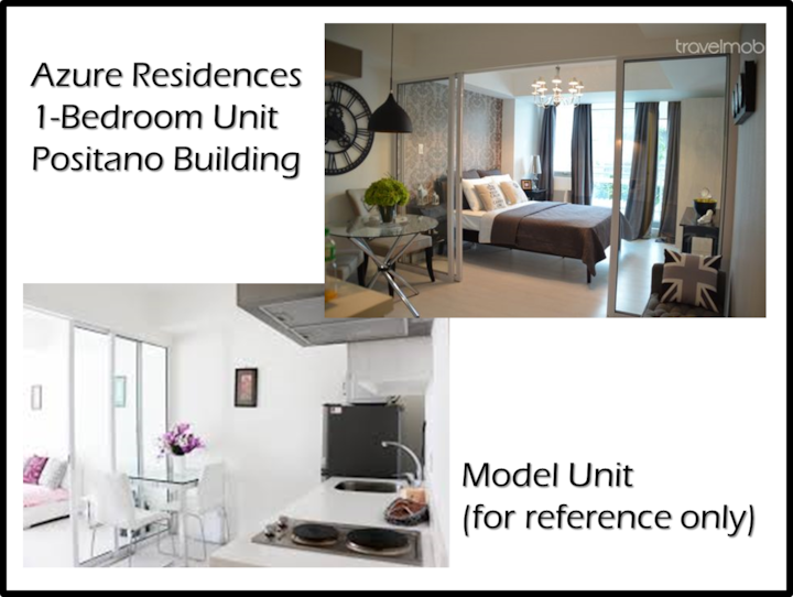 1 Bedroom Unit for Rent
