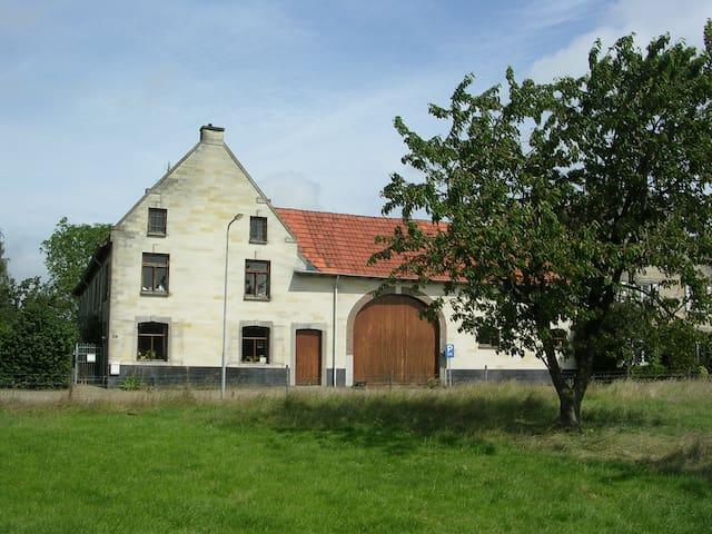 Vakantiehuis de mergelhoeve - Hulsberg - Huis