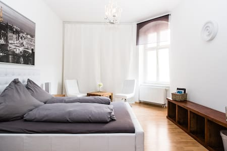 Lounge Room –  Alex in 5 Min - Berlin - Appartement