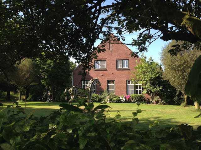 spacious  countryhouse 3 rooms - Grubbenvorst