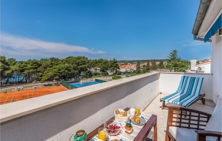 Beautiful home in Krk with WiFi and 1 Bedrooms